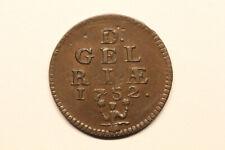 Netherlands / Gelderland - duit 1752 *quality* (#23)