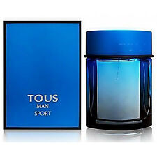 TOUS MAN SPORT de TOUS - Colonia / Perfume EDT 100 mL - Hombre / Him / Uomo