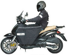 PIAGGIO BEVERLY 350 ABS SPORT TOURING 2011 11 TERMOSCUDO COPRIGAMBE ANTIVENTO AN