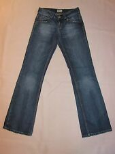Tommy Hilfiger Jeans Mod. Sally 28/32 blau denim Vintage !