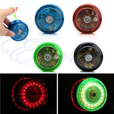 Light Up YoYo Ball for Juggling Toy Fancy Move Flashing LED Color Random