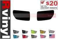 Rtint Headlight Tint Precut Smoked Film Covers for Honda Element 2003-2005