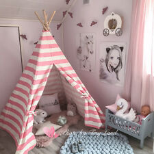 Tiny Land 5′ Teepee Tent for Princess Girls