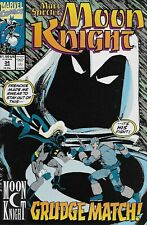 Marc Spector: Moon Knight No.34 / 1992 Chuck Dixon & J.J. Birch