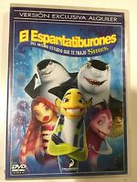 PELICULA DVD - EL ESPANTATIBURONES