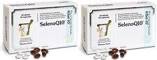 2x Pharma Nord SelenoQ10 60 tabletten + 60 kapseln Selenium+Coenzym Q10 KiSel-10
