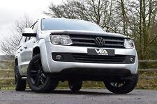 2013 63 Volkswagen VW Amarok Highline 2.0 BI-TDI 4Motion Automatic Silver NO VAT