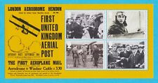GB Miniature sheet - MS3220 / 2011 AERIAL POST CENTENARY - Unmounted Mint