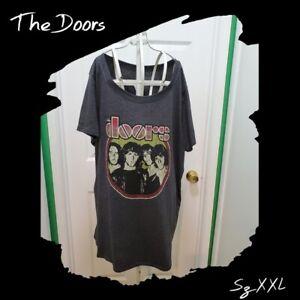 The Doors Band T Shirt Sz XXL