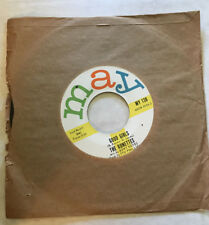 "The RONETTES 45  Memory / Good Girls 7"" May Records Vinyl"