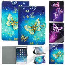 "Leather Folio Case Cover For 7"" Inch Samsung iPad/Lenovo/ASUS/LG/RCA/Acer/Pad PC"