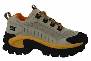 Caterpillar CAT Intruder Urban Outdoor Lace Up Oxford Tan Trainers Unisex