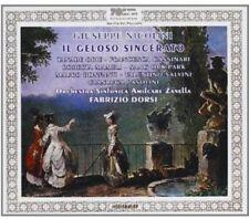 Fabrizio Dorsi - Il Geloso Sincerato [New CD]