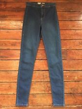 Topshop High Rise L34 Jeans for Women