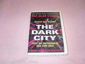 The Dark City Audiobook Max Allan Collins An Elliot Ness Mystery Cassette