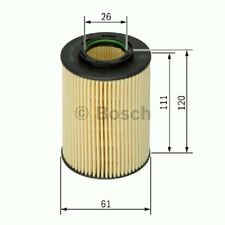 F026407062 BOSCH OIL-FILTER ELEMENT P7062 [FILTERS - OIL] BRAND NEW GENUINE PART