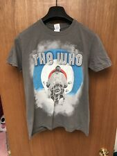 Mens The Who Quadrophenia Tour 2012/2013 Small Grey T Shirt