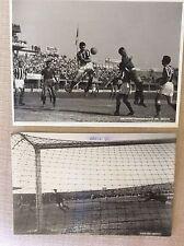 A.S. LIVORNO CALCIO CAMPIONATO 1948/49 2  FOTO PARTITE VS. INTER E JUVENTUS    X