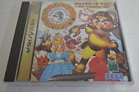 Sega Saturn Clockwork Knight Japan SS