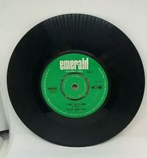 """The Go Lucky Four 7"""" 45 Single Vinyl Record Victoria , I want to go home 1967"""