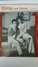 FILMS AND FILMING MAGAZINE AUGUST 1962  2S 6D