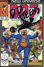 D.P.7 #16 MARVEL COMICS NEW UNIVERSE