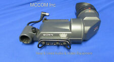 """Sony HDVF-20A HD 2"""" Black & White Viewfinder HDCAM Camcorders"""