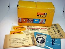 KODAK BROWNIE 8mm Vintage Movie Camera f/2.7