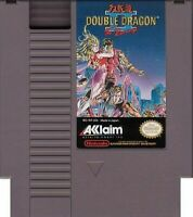 Double Dragon II - Nintendo NES Game Authentic