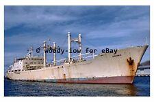 rp12664 - German Cargo Ship - Anona - photograph