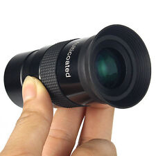 "New 1.25"" Eyepiece Multi-coated Ultra Wide Angle 80 Degree F16mm For Telescope"