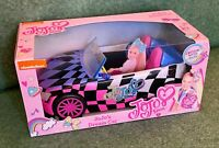 JoJo Siwa JoJo's Cruisin' Checkered Dream Car Convertible Vehicle New 2020
