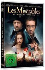 Les Miserables (2013) - DVD - NEU&OVP