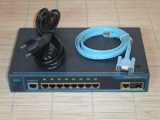 Cisco Catalyst WS-C2960-8TC-L Managed Ethernet Switch