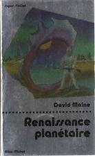 Renaissance planetaire.David MAINE (Pierre BARBET).Super-Fiction SF27B