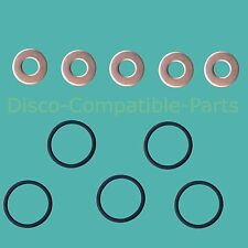 Land Rover Discovery 2, TD5 Fuel Injector Seal Kit By Bearmach
