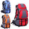 45L Men Women Outdoor Sports Backpack Bag Camping Hiking Travel Bag Rucksack New