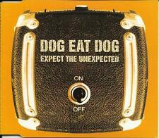 DOG EAT DOG Expect the Unexpected w/ RARE EDIT & MIX w/ UNRELEASED TRK CD Single