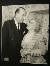 HELEN HAYES NOEL COWARD THE REMEMBERED THEATRE VINTAGE PHOTO T13
