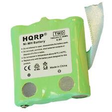 HQRP Bateria para Uniden GMR638 GMR638-2 GMR638-2CK GMR638-3CK Radio de dos vias