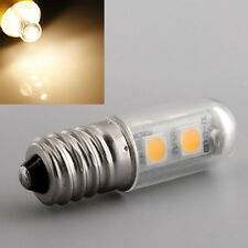 E14 7LED 5050SMD Saving Candle Light Home Fridge Corn Bulb Durable Warm White