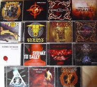 Subway to Sally- 31-teilige CD-& DVD-Sammlung- lesen