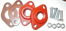 "Bell & Gossett, Taco 007 1"" HEAVY CAST IRON Circulator Pump Flange Kit, 101002"