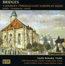Vasile Beluska - Bridges : Journey Through East European Music [New CD]