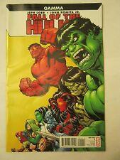 February 2010 Marvel Comics Fall Of The Hulks Gamma #1  <VF/NM> (JB-82)