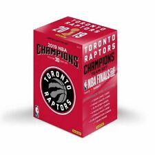 2019 Panini Toronto Raptors NBA Basketball Champions Complete 30 Card Box Set