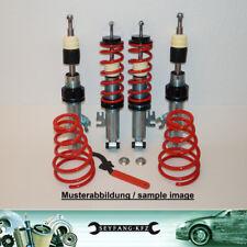 V-Maxx suspension roscada vw golf 7 au + ETI + GTI TDI + + R + TÜV más manillar 50mm