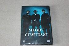Młody Piłsudski DVD serial  PILSUDSKI NEW POLISH RELEASE English Subtitles