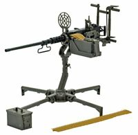 1/12 Little Armory (LD007) M2HB (Anti Aircraft) Plastic Model NEW from Japan