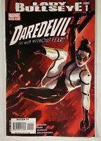 Daredevil #111 1st Appearance & Origin of Lady Bullseye 2008 Marvel Comics